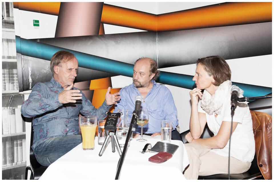 Mittwochs Salon: Der filmische und der analytische Blick